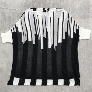 My Beloved Black and White Top